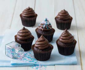 Basic chocolate cupcakes