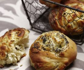 Goat Cheese Rolls