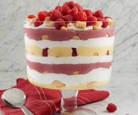 Lemon Raspberry Trifle