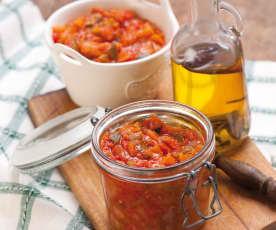 Pisto - hiszpański gulasz warzywny
