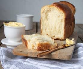 Mleczny chleb Tangzhong