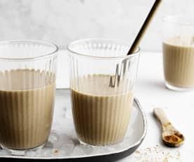 Wegańskie kawowe smoothie