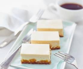 Müsli Cheesecake Bars