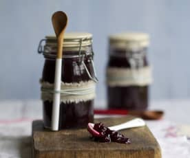 Quick and Easy Mixed Berry Jam