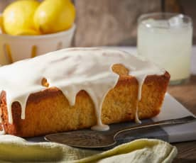 Lemon Peel Pound Cake