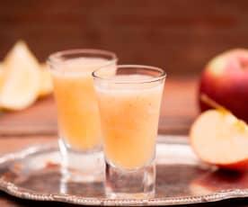Shoty jabłkowe