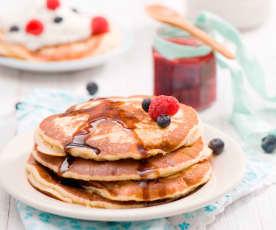 Pancakes - puszyste amerykańskie naleśniki