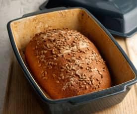 Crusty Spelt Bread