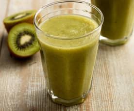 Pear, Apple, Kiwi and Ginger Juice