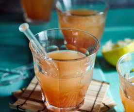 Pampelmusen-Zitronen-Tee (柚香柠檬茶)