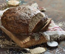 Celozrnný horský chléb