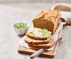 Reis-Hirse-Brot