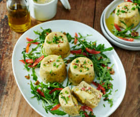 Bauern-Omelettes aus den Varoma® Förmchen