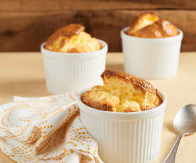 Easy Cheese Souffles