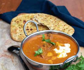 Curry lamb soup (TM5)