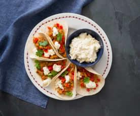Meksykański ser queso fresco