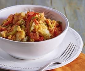 Portuguese Fish and Potato Stew
