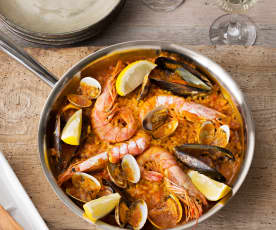 Mixed Paella (Hestan Cue™)