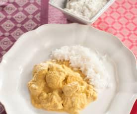 Pollo korma (India)