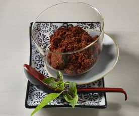 Rote Currypaste