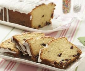 Cake de arándanos