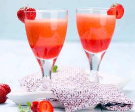 Šumivé jahody