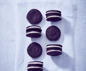 Schoko-Vanille-Cookies