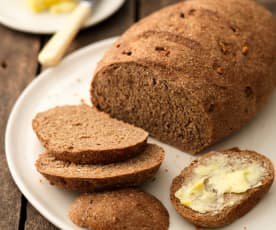 Irish Stout and Walnut Bread
