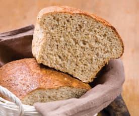 Chleb mieszany z ziemniakami