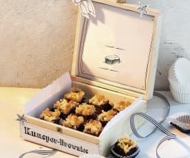 Brownies croccanti