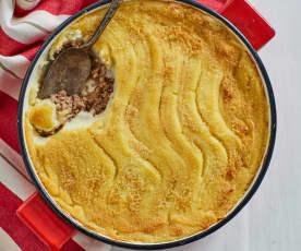 Cottage pie (Pasticcio di carne inglese)