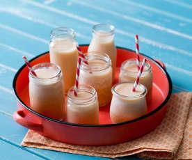 Slushy-style juice