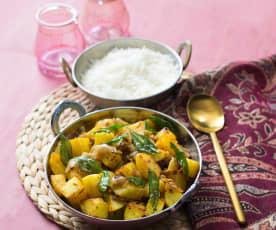 Potato karakari