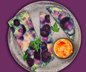 Wurzel-Tortilla