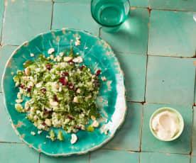 Couscous-Kräuter-Salat