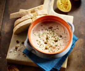 Thunfischsauce mit Joghurt