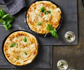 4-Käse-Pizza
