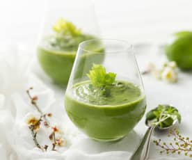 Green Goodness Soup