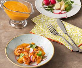 Shrimp Tikka Masala (Hestan Cue™)