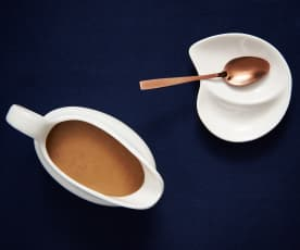 Traditional gravy