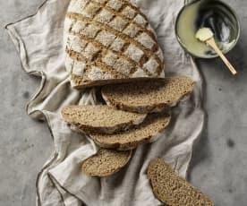 Χωριάτικο ψωμί