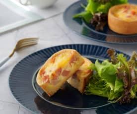 馬鈴薯脆腸鹹派(12個)