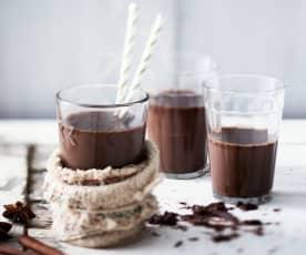 Chocolat chaud des Incas