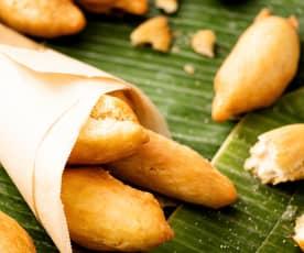 Pan de fiesta de Jamaica