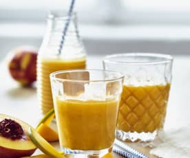 Aprikosen-Mango-Smoothie