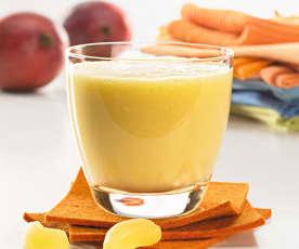 Mango-Bananen-Smoothie