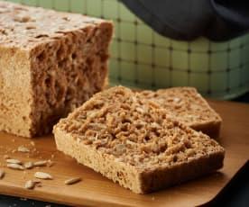 Steamed Whole Grain Bread