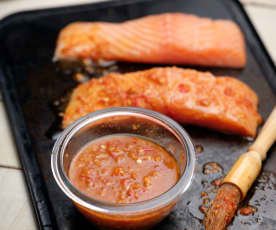 Ginger, Chilli and Soy Marinade