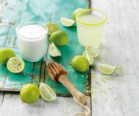Limonada brasileira leve