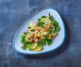 Insalata di calamari al limone